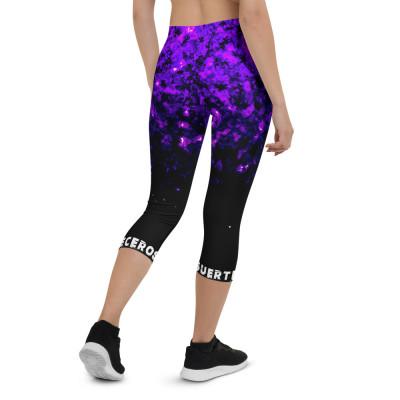 Leggings capri PurpleRev / SUERTECERO