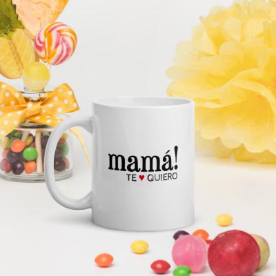 Taza - Mamá! te quiero / SUERTE CERO