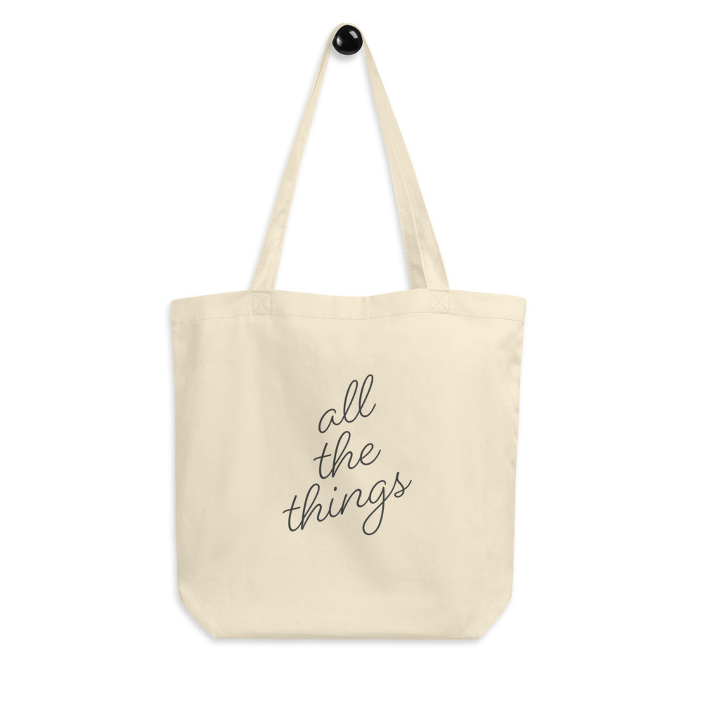 All The Things • Eco Tote Bag