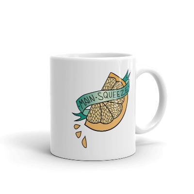 Main Squeeze Lemons • Coffee Mug