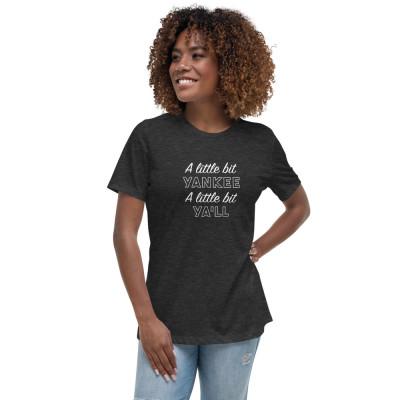 A Little Bit Yankee • Relaxed T-Shirt
