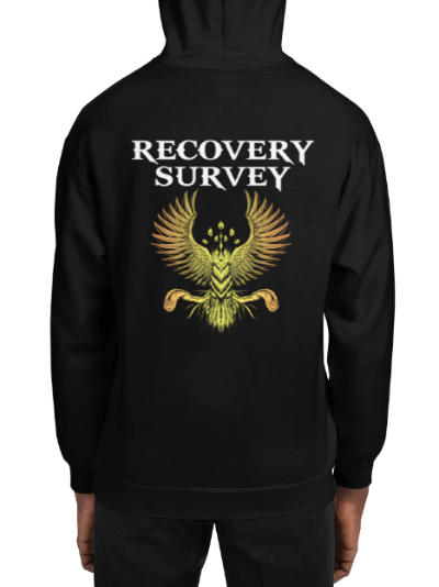 Recovery Survey Unisex Hoodie