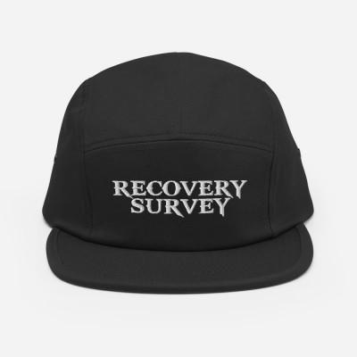 Recovery Survey Five Panel Cap