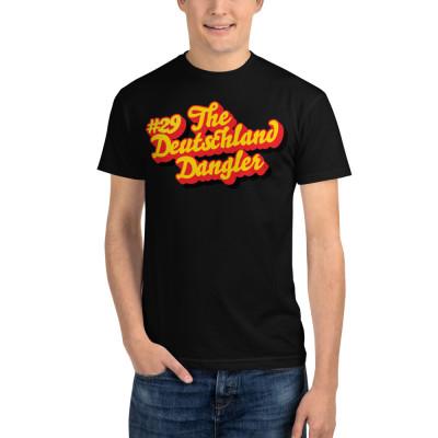 Sustainable T-Shirt: #29 The Deutschland Dangler