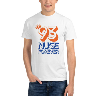 Sustainable T-Shirt: #93 Nuge Forever