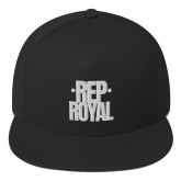 Rep Royal Snapback