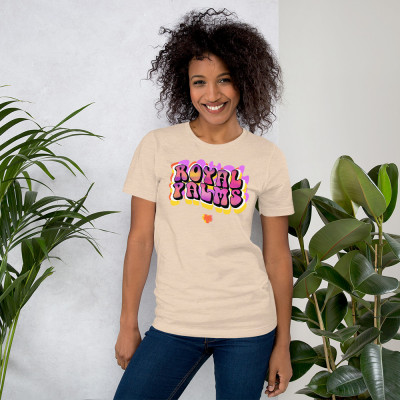 70s Retro Royal Tee