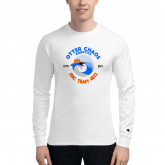 Men's Champion Long Sleeve T-Shirt