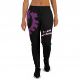 Joggers Women's Sizing  - I love my Pitbull
