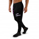 Joggers Men's Sizing - I Love My Pitbull
