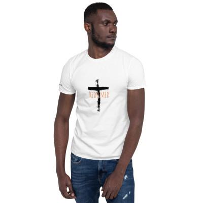 Redeemed Short-Sleeve White Unisex T-Shirt