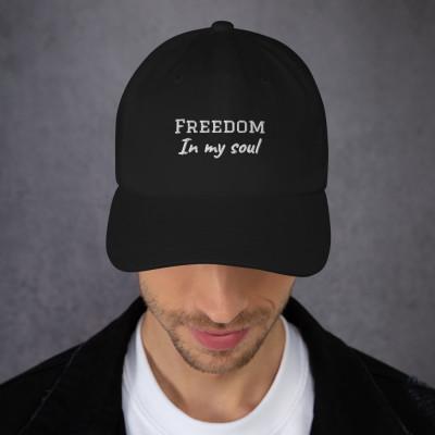 Freedom Unisex Cap