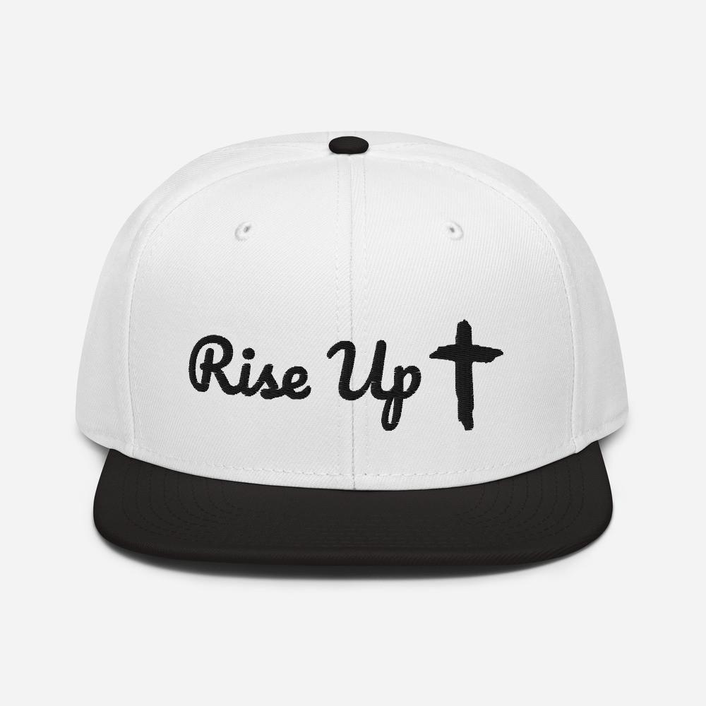 Rise Up Unisex Snapback Hat