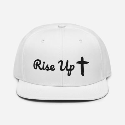 Rise Up Snapback Hat