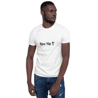 Rise Up Short-Sleeve Unisex T-Shirt