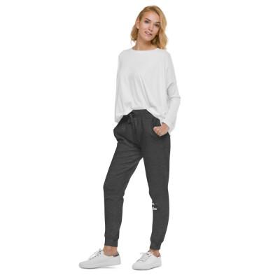 The Cross Unisex Fleece Sweatpants