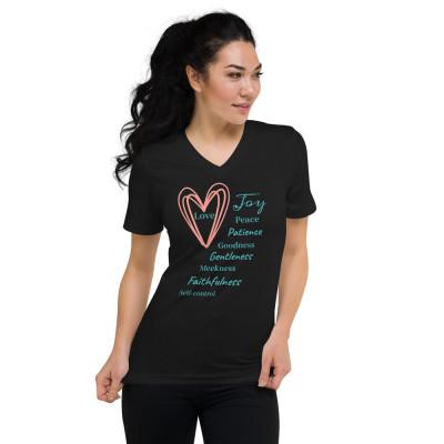 Fruit of the Spirit V-Neck T-Shirt