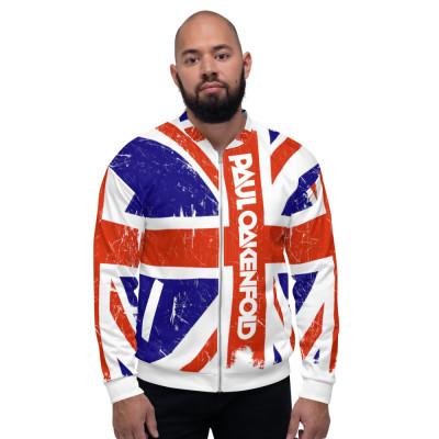 Paul Oakenfold - All-Over Print Unisex Bomber Jacket