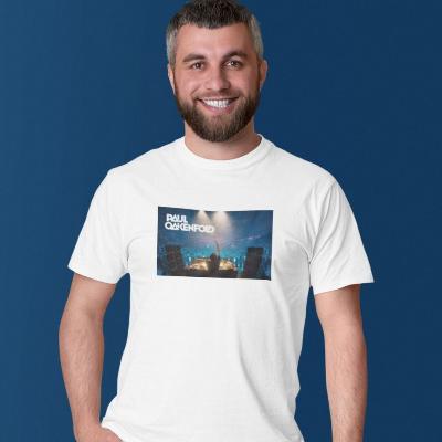 Oakenfold Live Short-Sleeve Unisex T-Shirt