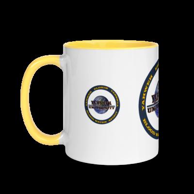 Yah-U Rainbow Mug with Color Inside