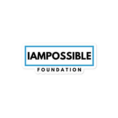 IAP Bubble-free stickers
