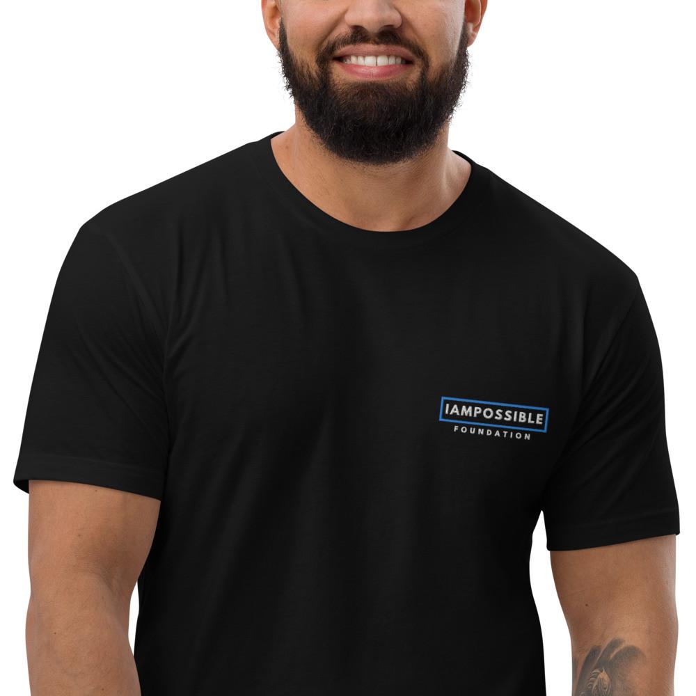 IAP Men's Fitted T-Shirt