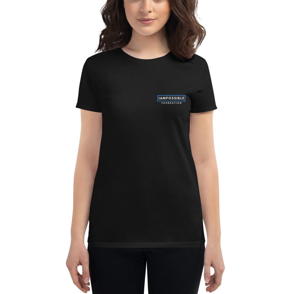 IAP Women's short sleeve t-shirt
