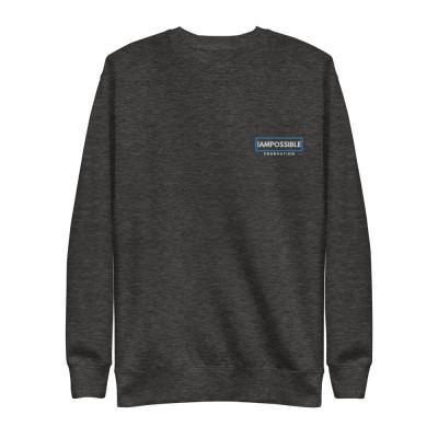 IAP Unisex Fleece Pullover
