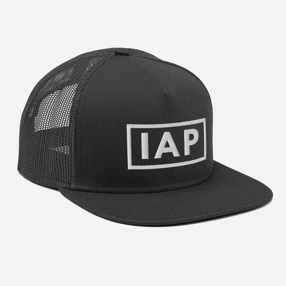 IAP Mesh Back Snapback