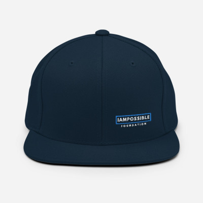 IAP Snapback Hat