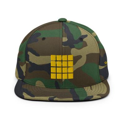 CAMO PAD HAT