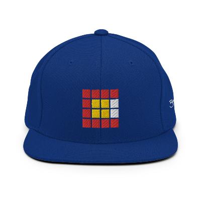 COLO FLAG PAD HAT