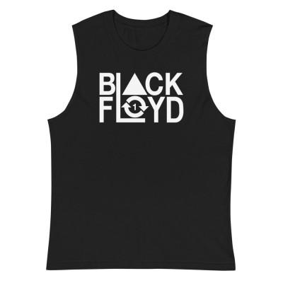 BLACK FLOYD MUSCLE TANK