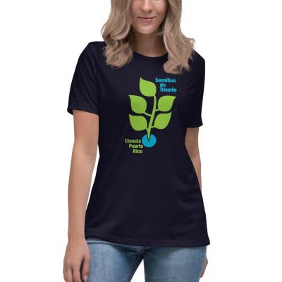 Semillas Women's Relaxed T-Shirt