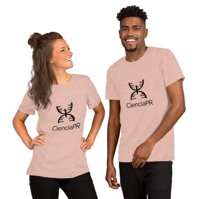 CienciaPR Short-Sleeve Unisex T-Shirt