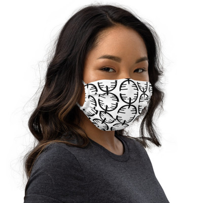 CienciaPR Awesome Premium Face Mask