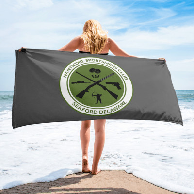Beach Towel - Green