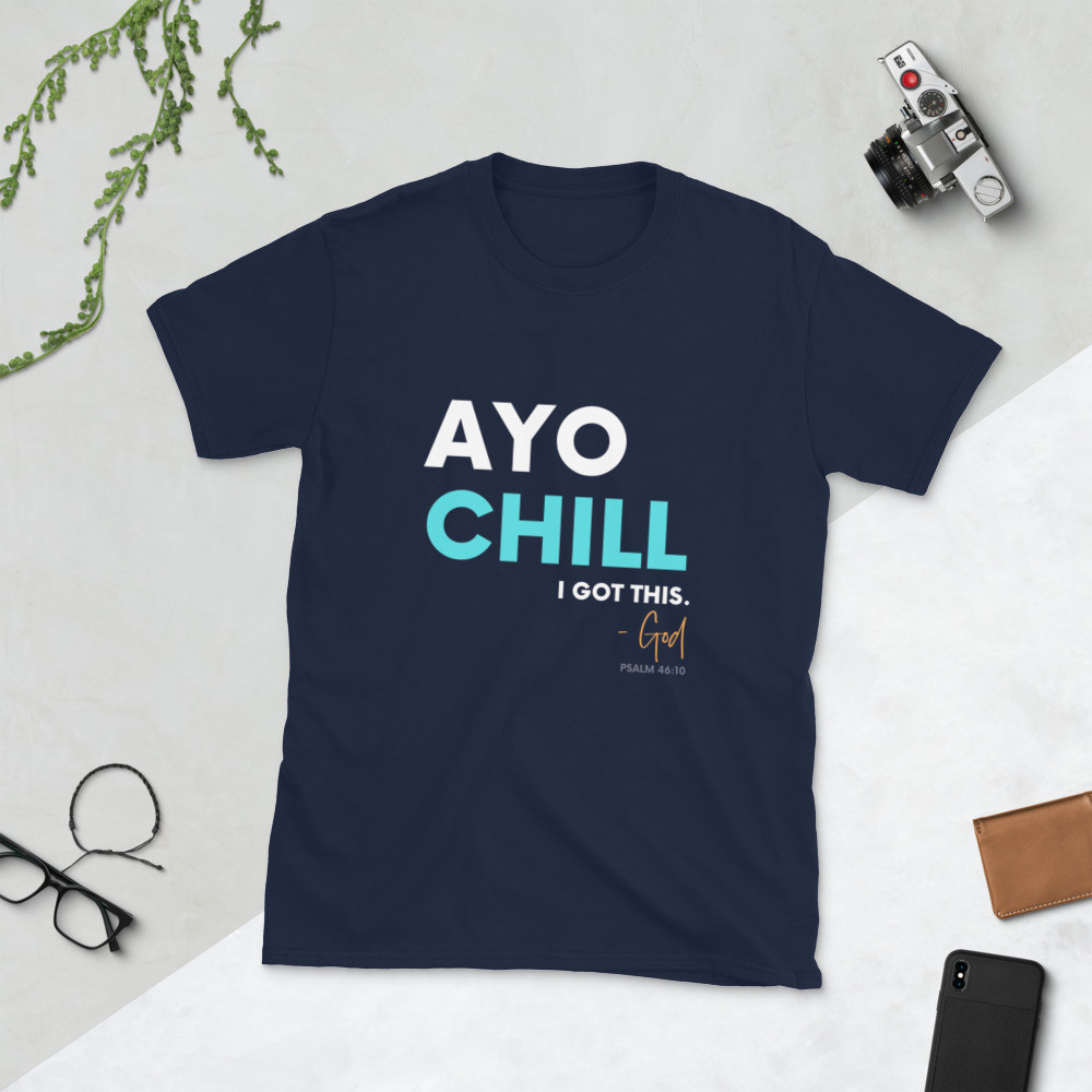 """""""AYO"""" Tee"""