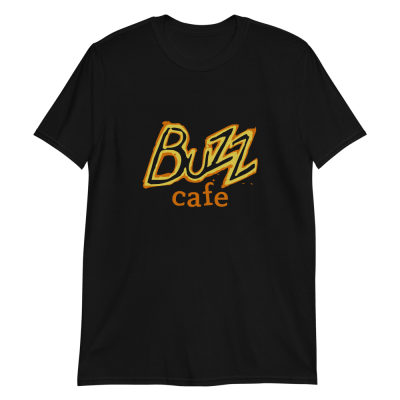 Buzz Cafe Short-Sleeve Unisex T-Shirt