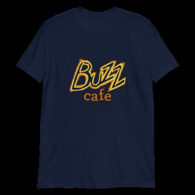 Buzz Cafe Short-Sleeve Unisex T-Shirt