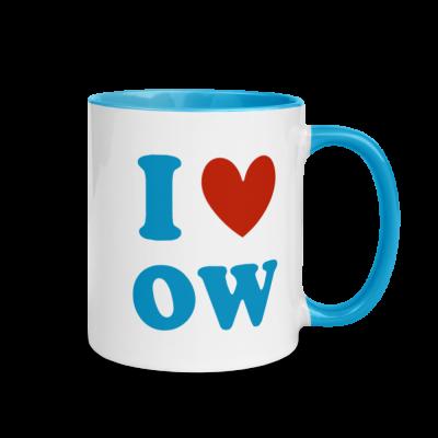 I ❤ oW Mug