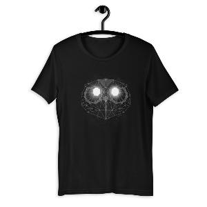 Ninlil Unisex T-Shirt B/W