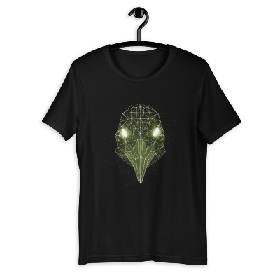 Nergal Unisex T-Shirt Colour