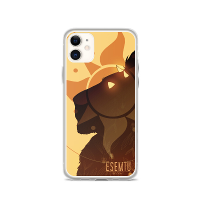 Esemtu Vol. 1 iPhone Case
