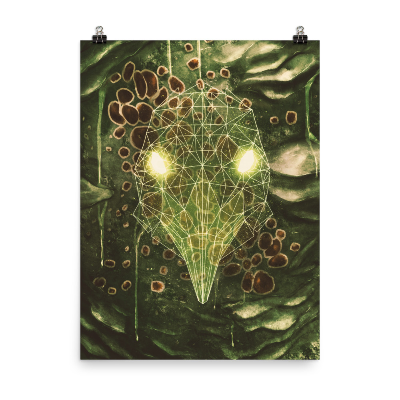 Nergal Poster