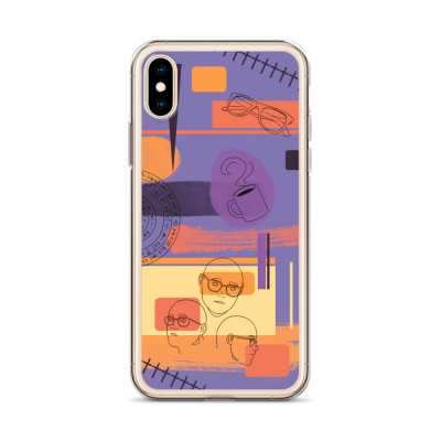 Dave iPhone Case