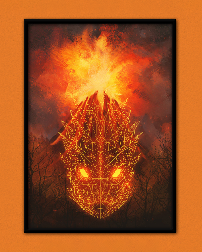 Girra Poster
