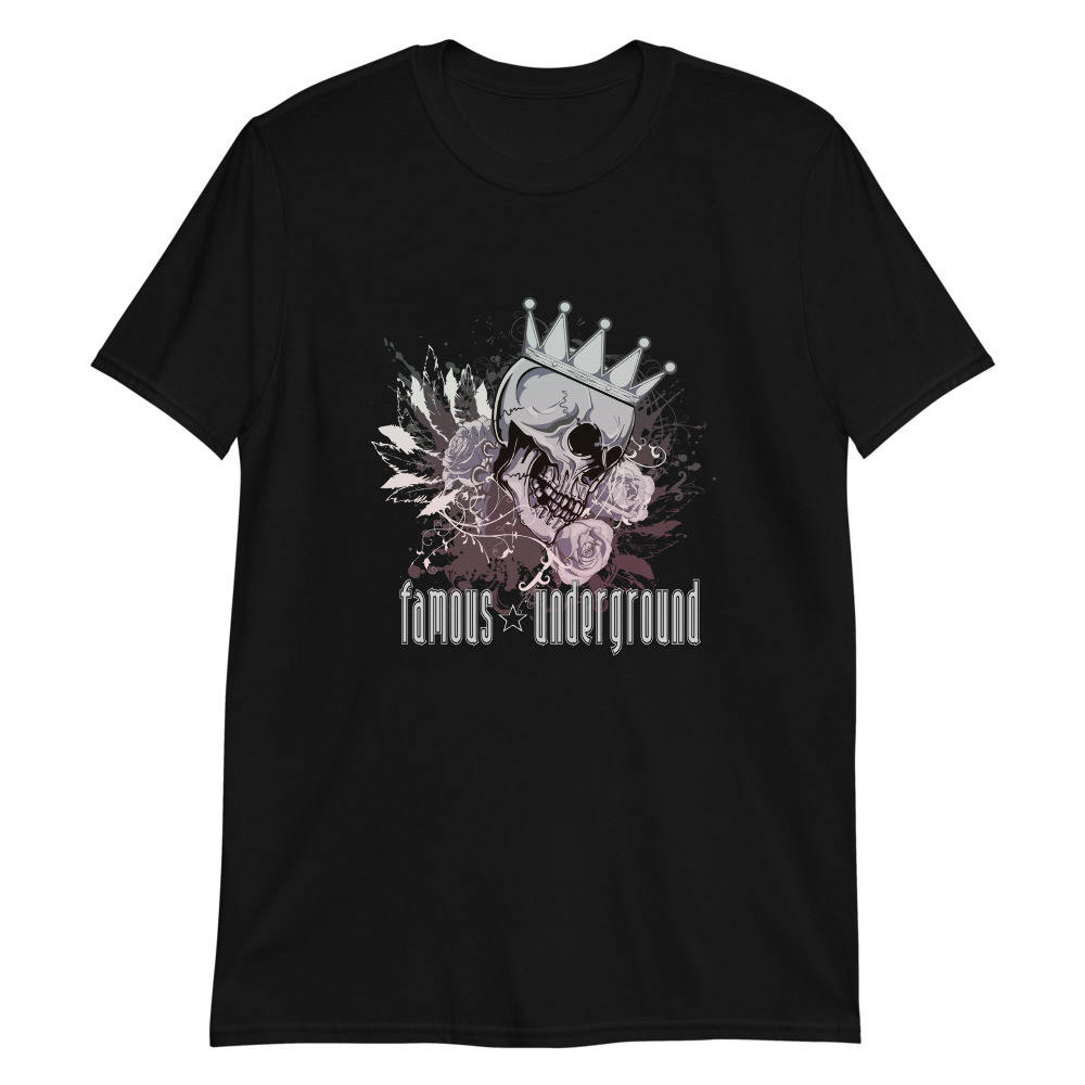 Skull n Crown T-Shirt