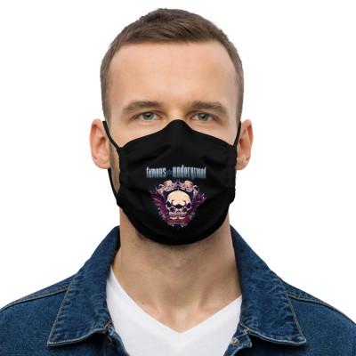 Logo Premium Face Mask