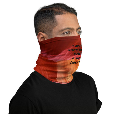 This Mask Does Not Stop Covid-19 & Neither Does Yours. color-redmulti